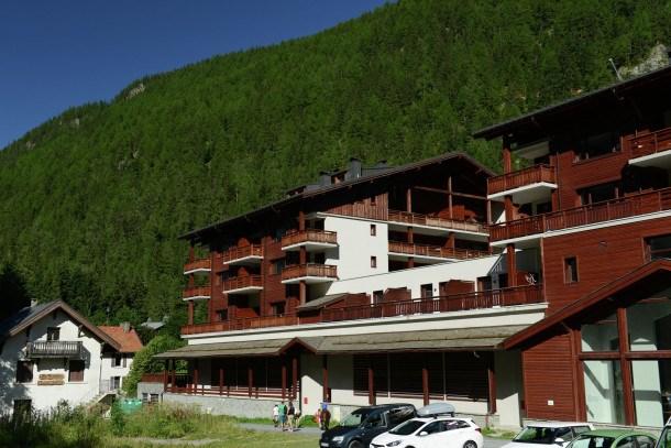 Location vacances Vallorcine -  Appartement - 2 personnes - Lecteur DVD - Photo N° 1