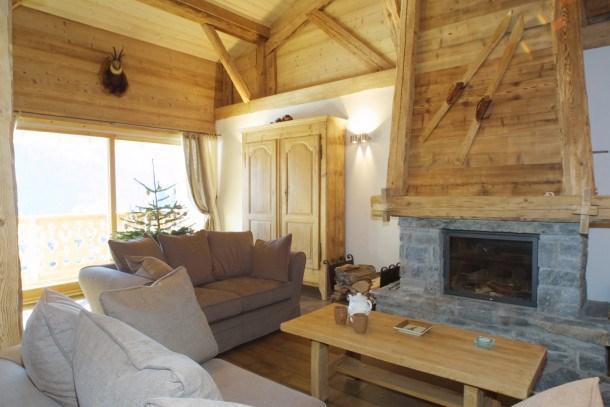 Location vacances Les Gets -  Appartement - 8 personnes - Salon de jardin - Photo N° 1