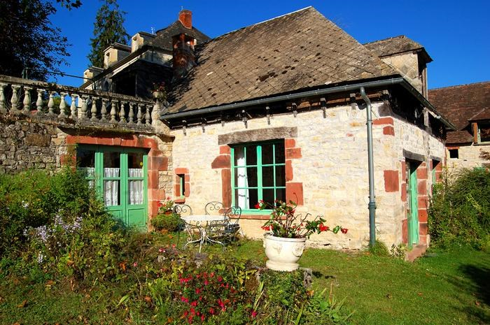 Holiday rentals Collonges-la-Rouge - House - 4 persons - BBQ - Photo N° 1