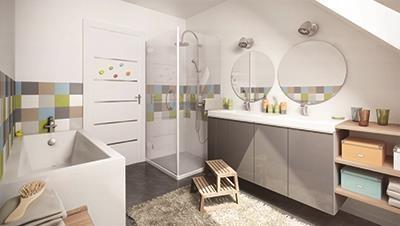 Maison  5 pièces + Terrain 1159 m² Gouvieux par MAISONS FAMILIALES ARGENTEUIL