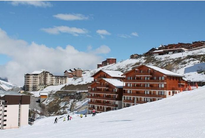 location de vacances LES MENUIRES - 73 Savoie