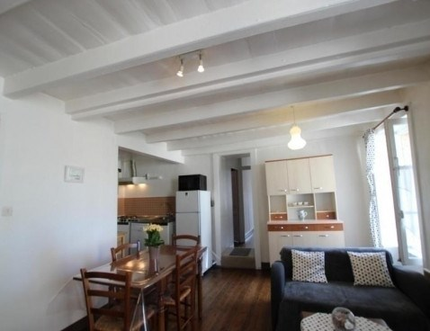 Location vacances Saint-Vaast-la-Hougue -  Appartement - 4 personnes - Télévision - Photo N° 1