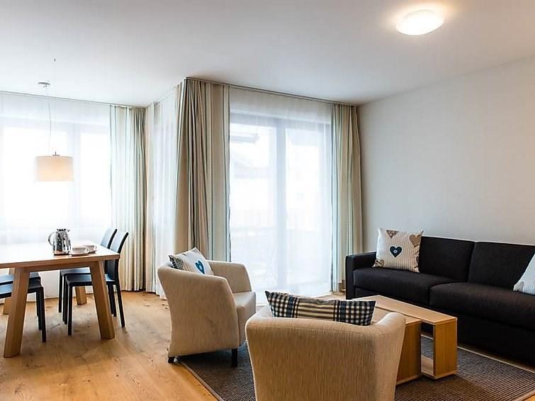 Appartement pour 2 à Engelberg