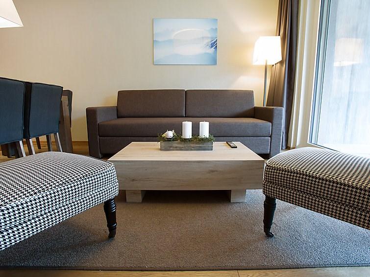 Appartement pour 6 à Laax