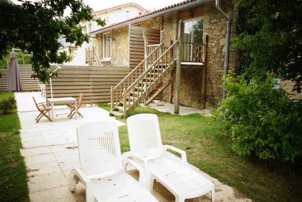 Location vacances Saint-Léonard-de-Noblat -  Appartement - 3 personnes - Barbecue - Photo N° 1