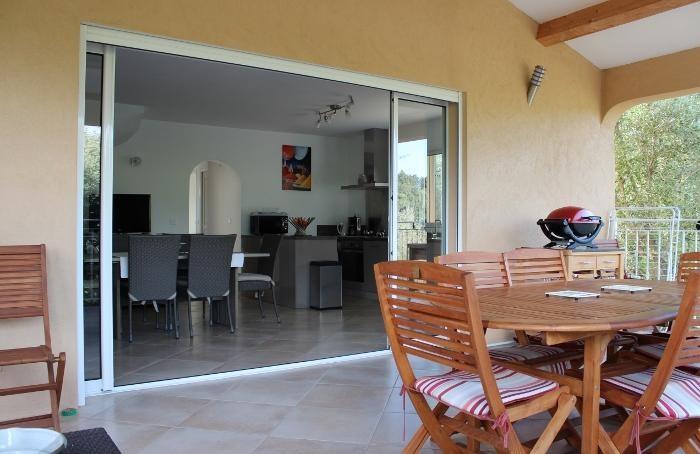 Villa pour 8 pers. avec parking privé, Porto-Vecchio