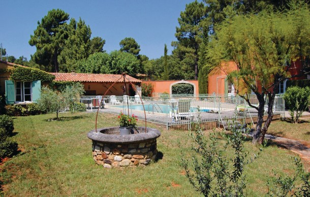 Location vacances Roussillon -  Maison - 5 personnes - Barbecue - Photo N° 1