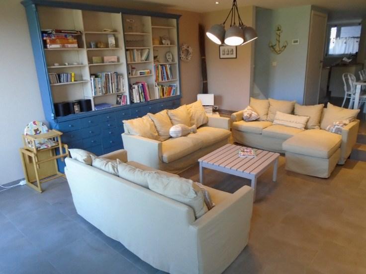 Jolie maison pour grandes familles aménagée avec soin