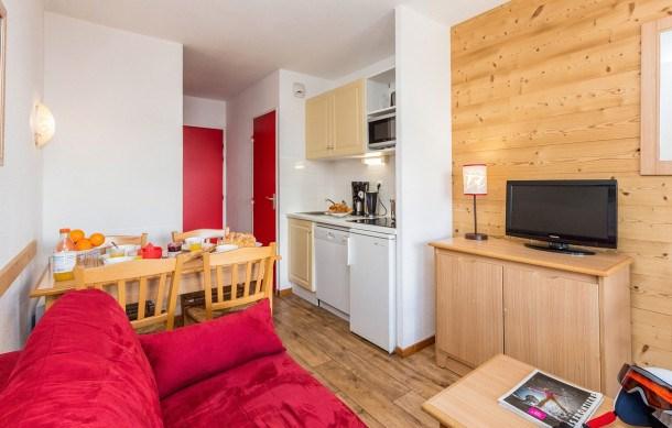 Location vacances Valmeinier -  Appartement - 8 personnes - Congélateur - Photo N° 1