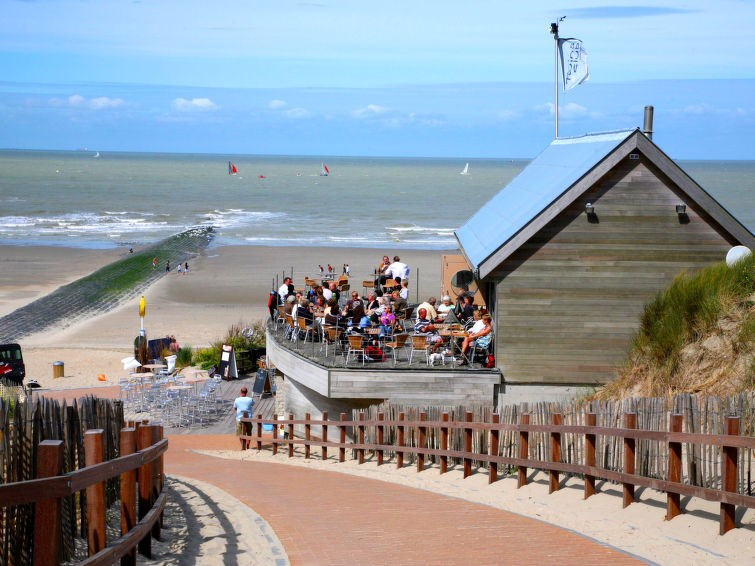 Location vacances Bredene -  Appartement - 10 personnes -  - Photo N° 1