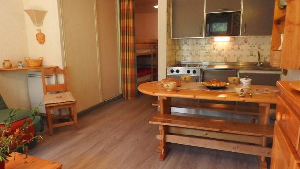 Location vacances Villarodin-Bourget -  Appartement - 4 personnes - Télévision - Photo N° 1