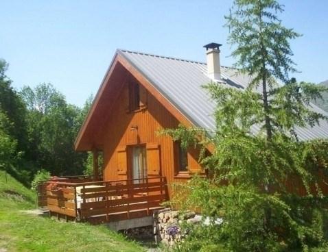 Location vacances Les Deux Alpes -  Maison - 5 personnes - Barbecue - Photo N° 1