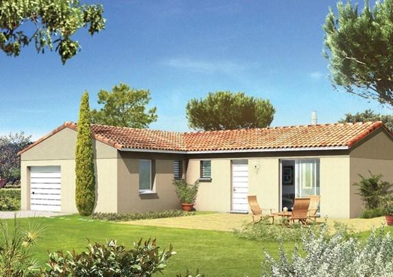 Maison  6 pièces + Terrain 571 m² Muret par Maison Familiale Toulouse