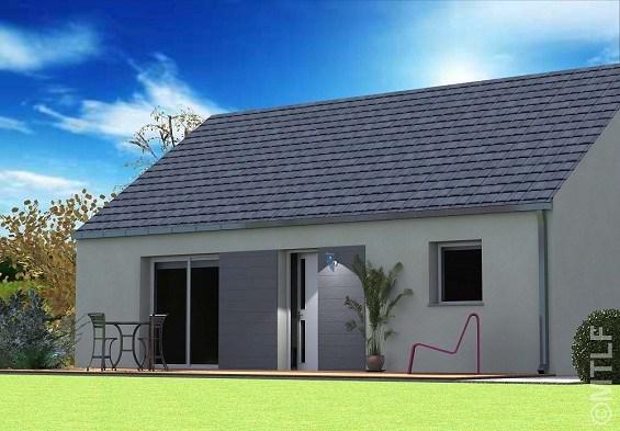 Maison  3 pièces + Terrain 800 m² Marles-en-Brie par MTLF