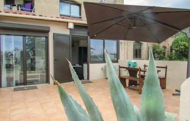 Location vacances Algajola -  Appartement - 6 personnes - Barbecue - Photo N° 1