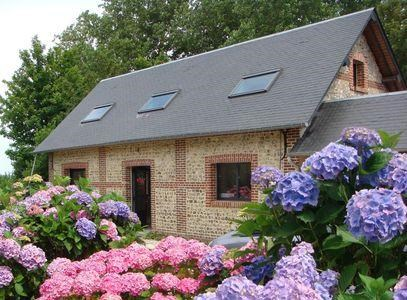 Holiday rentals Senneville-sur-Fécamp - House - 6 persons - BBQ - Photo N° 1