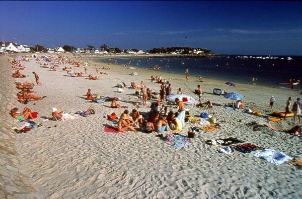 plage de Carnac