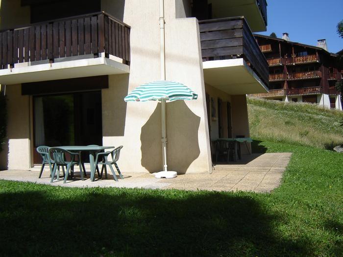 Ferienwohnungen Saint-Gervais-les-Bains - Wohnung - 4 Personen - Grill - Foto Nr. 1