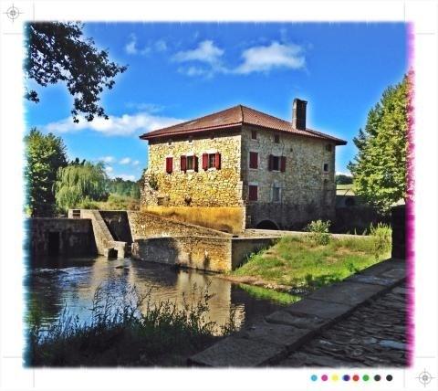 Holiday rentals Bidache - Cottage - 4 persons - BBQ - Photo N° 1