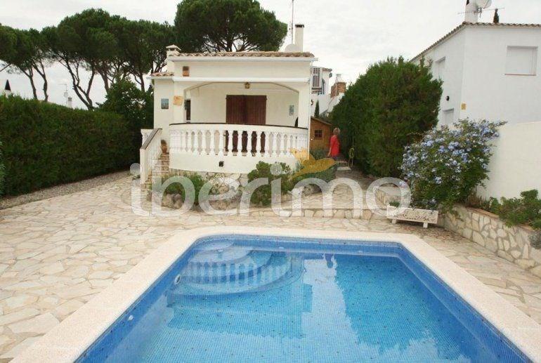 IB-6342 - Villa avec piscine privée pour 4 personnes située à L'Escala sur la Costa Brava.