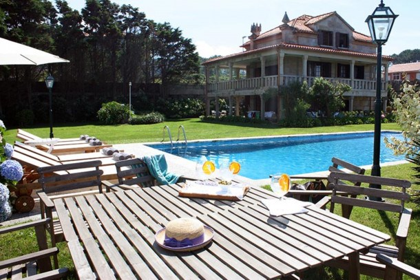 Location vacances Baiona -  Maison - 12 personnes - Barbecue - Photo N° 1