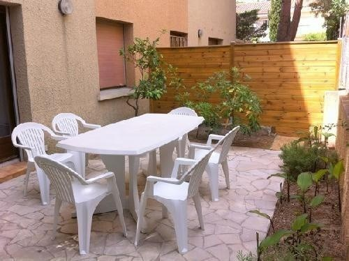 Location vacances Argelès-sur-mer -  Appartement - 6 personnes - Jardin - Photo N° 1