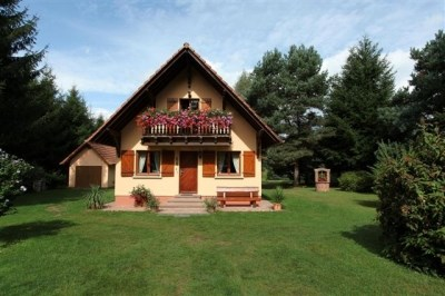 Location vacances Dambach -  Maison - 6 personnes - Barbecue - Photo N° 1