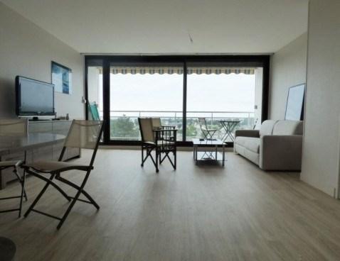 Location vacances Jullouville -  Appartement - 5 personnes - Télévision - Photo N° 1