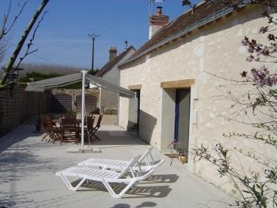 rental cottage, indoor heated pool - Vernoil-le-Fourrier