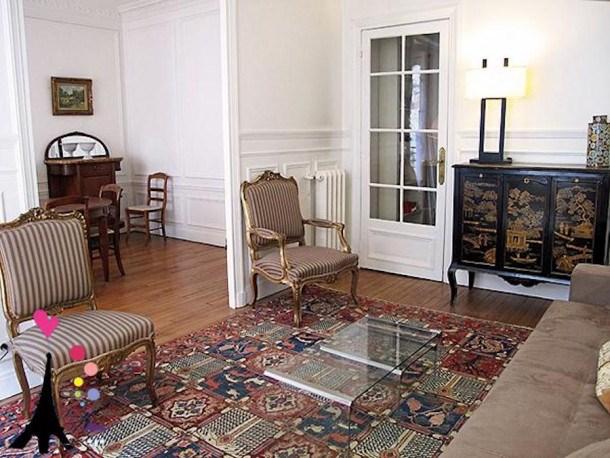 Location vacances Paris 17e Arrondissement -  Appartement - 4 personnes - Ascenseur - Photo N° 1