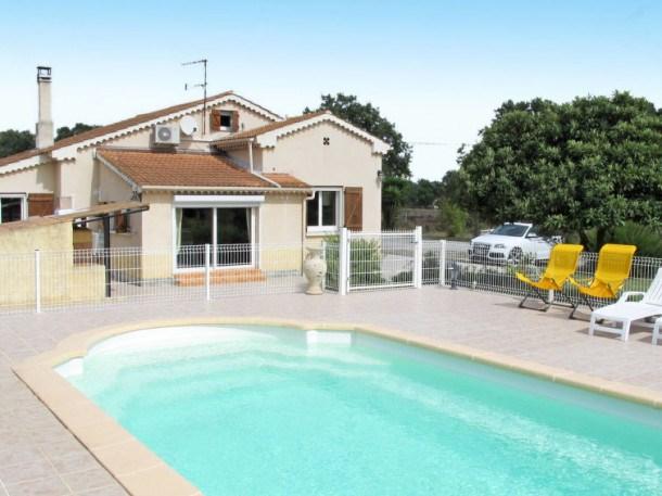 Location vacances Ghisonaccia -  Maison - 7 personnes - Barbecue - Photo N° 1
