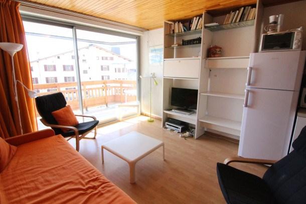 Location vacances Huez -  Appartement - 5 personnes - Télévision - Photo N° 1