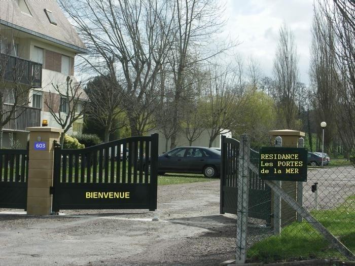 Alquileres de vacaciones Villers-sur-mer - Apartamento - 2 personas - Jardín - Foto N° 1