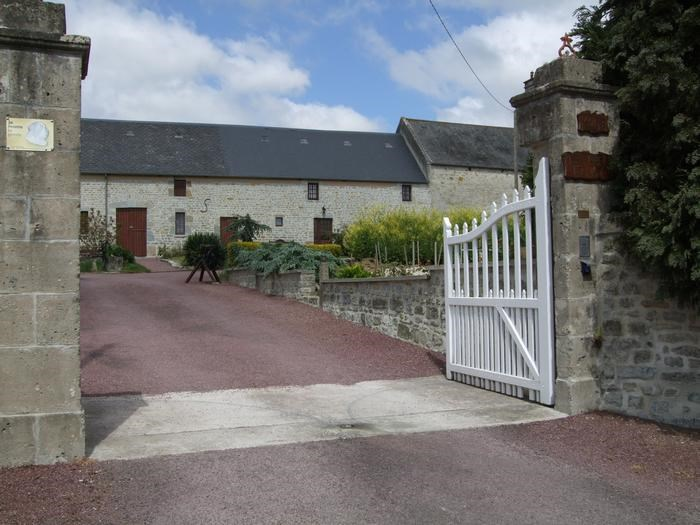 Holiday rentals Blosville - Cottage - 5 persons - BBQ - Photo N° 1