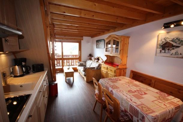 Location vacances Hauteluce -  Appartement - 8 personnes - Télévision - Photo N° 1