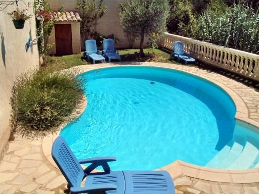 Location vacances Saint-Martin-de-Castillon -  Maison - 2 personnes - Barbecue - Photo N° 1