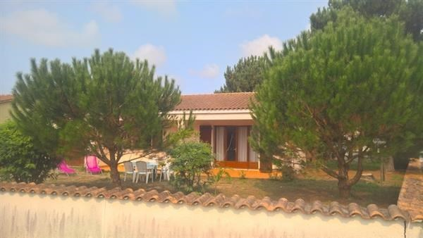 Location vacances Les Mathes -  Maison - 6 personnes - Terrasse - Photo N° 1