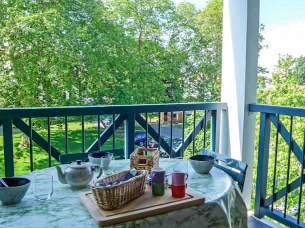 Location vacances Biarritz -  Appartement - 6 personnes - Lecteur DVD - Photo N° 1