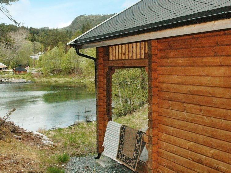 Maison pour 5 à Vågland