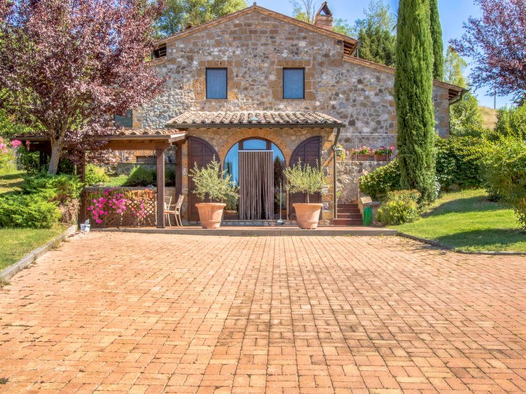 Location vacances San Casciano dei Bagni -  Maison - 6 personnes -  - Photo N° 1