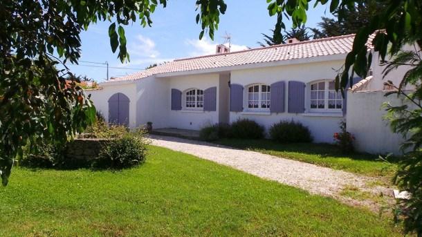 Location vacances Noirmoutier-en-l'Île -  Maison - 9 personnes - Télévision - Photo N° 1