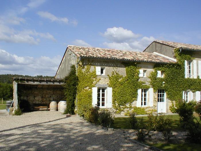 Location vacances Les Salles-de-Castillon -  Maison - 6 personnes - Barbecue - Photo N° 1