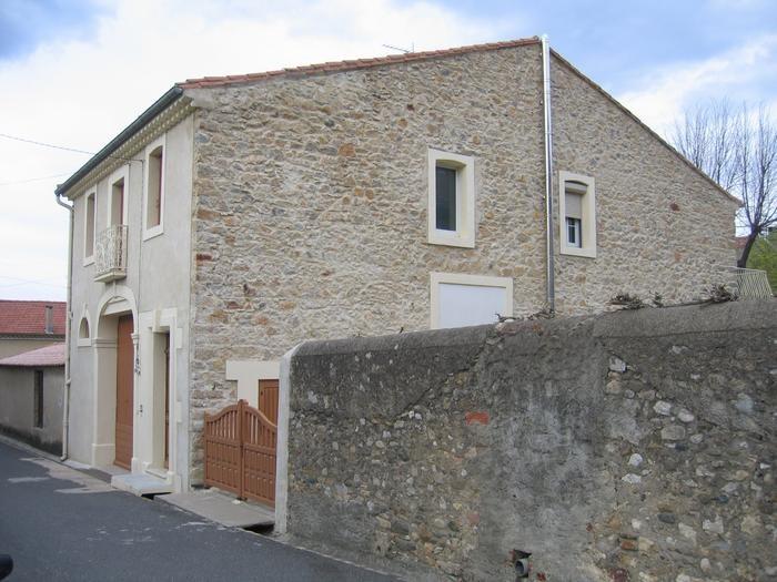 maison vigneronne centre du village