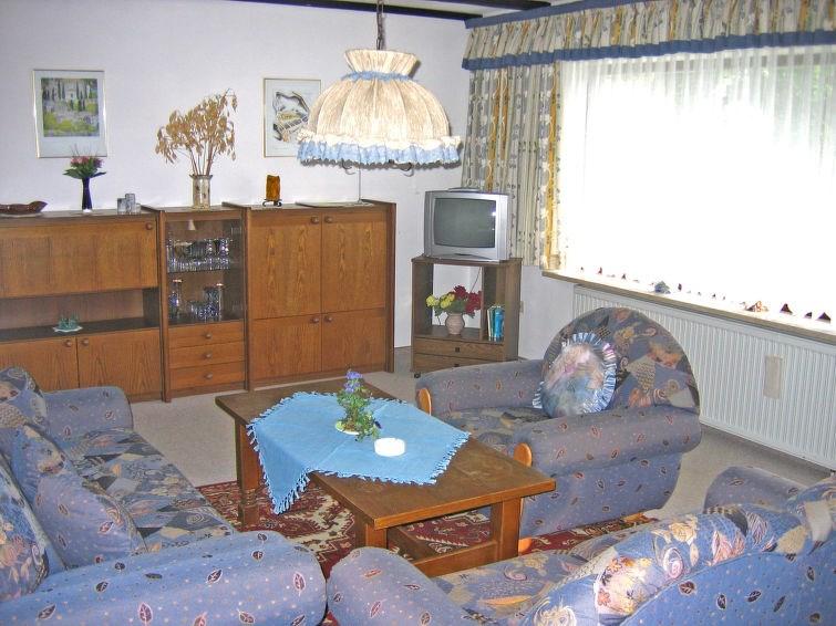 Appartement pour 3 personnes à Arrach