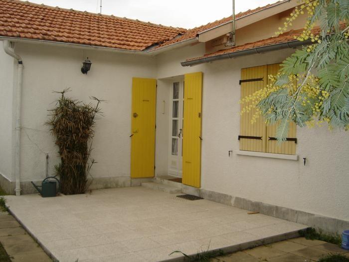 Location vacances La Tremblade -  Maison - 2 personnes - Jardin - Photo N° 1