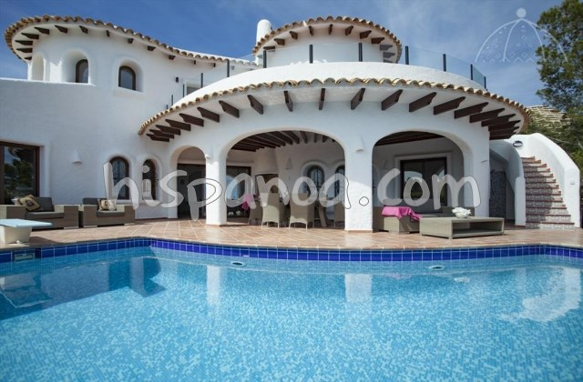 House for 8 ppl. with pool, Altea