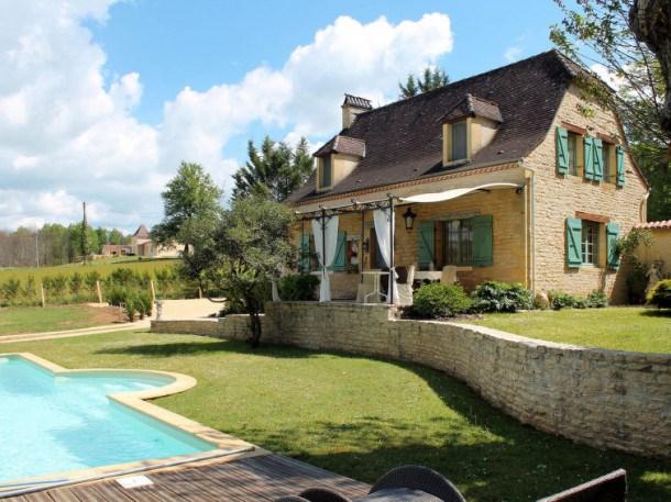 Location vacances Prats-de-Carlux -  Maison - 6 personnes - Barbecue - Photo N° 1