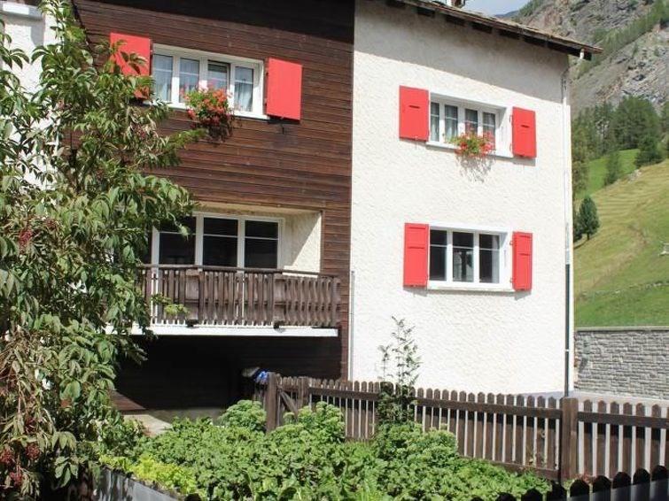 Appartement pour 2 à Saas-Grund