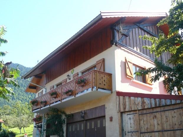 Location vacances Aigueblanche -  Gite - 6 personnes - Barbecue - Photo N° 1