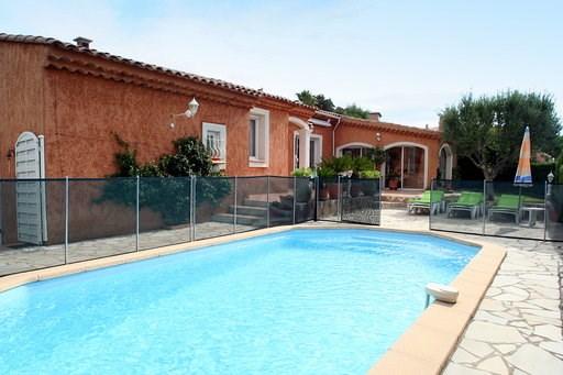 Location vacances Sainte-Maxime -  Maison - 6 personnes - Câble / satellite - Photo N° 1